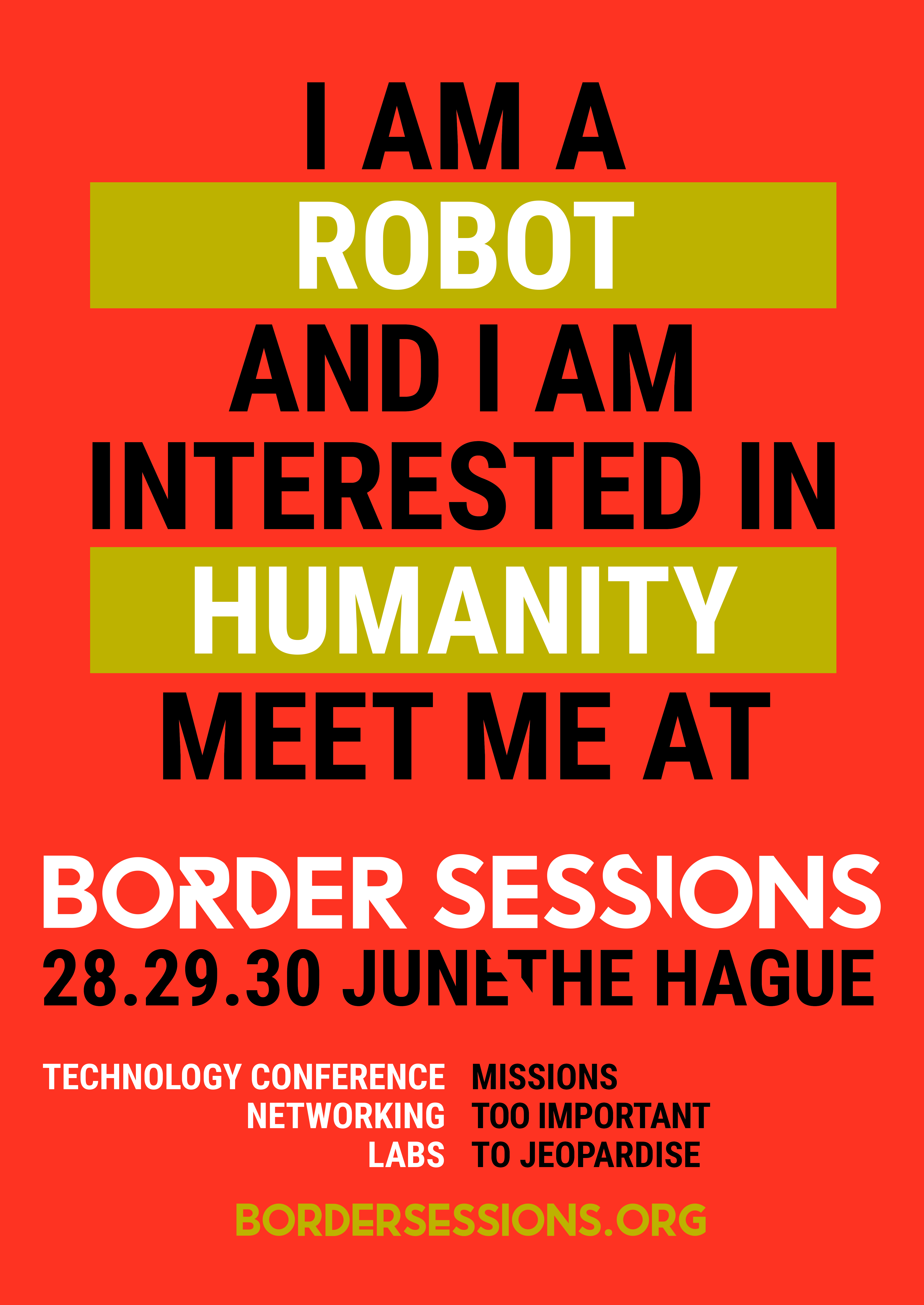 I am a robot and I am interested in Humanity