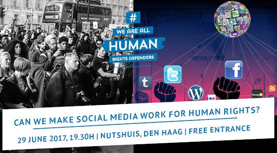 Social media for Human Rights