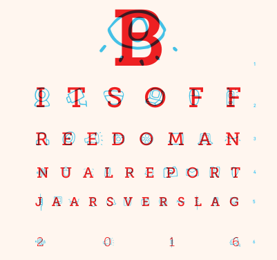Bits of Freedom jaarverslag | annual report