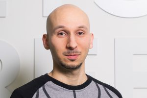portret Karim Khamis