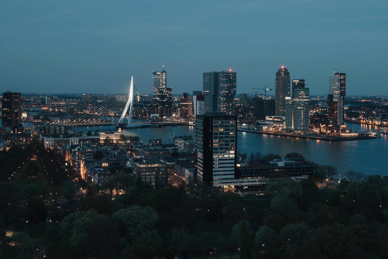 Rotterdam. Foto: Stijn Hanegraaf