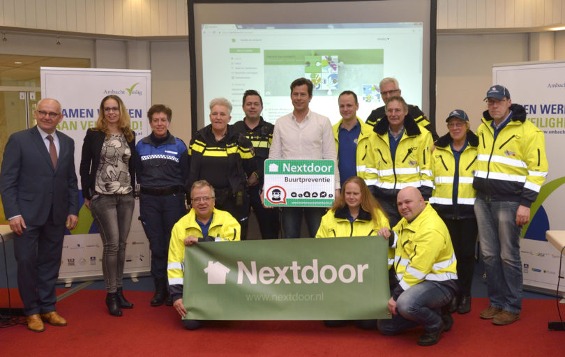 Bron: website Nextdoor