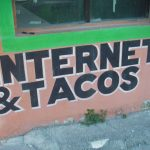Afbeelding gebaseerd op Internet & Tacos van Razzu Engen (licentie: CC BY-NC-SA 2.0). Thanks Razzu! You like both?
