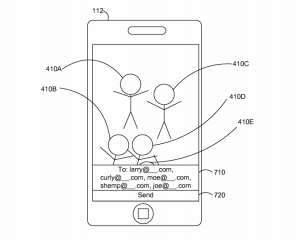 apple's patent application