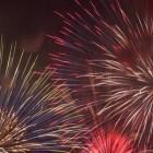 """Afbeelding gebaseerd op \""""Tokyo Bay Fireworks Festival 2010 #6\"""", door megawheel360, uitgebracht onder een Creative Commons 2.0 Generic Attribution-licentie"""